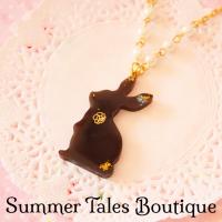 bunny-glitter-necklace
