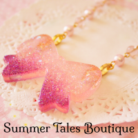 ribbon-necklace-gradient-pink-to-lavender