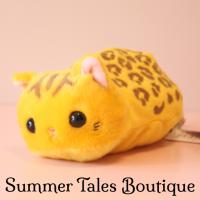 Tsuchineko Higebukuro Bengal, spotted cat