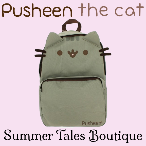 ab234ddd53 Pusheen Backpack – Summer Tales Boutique