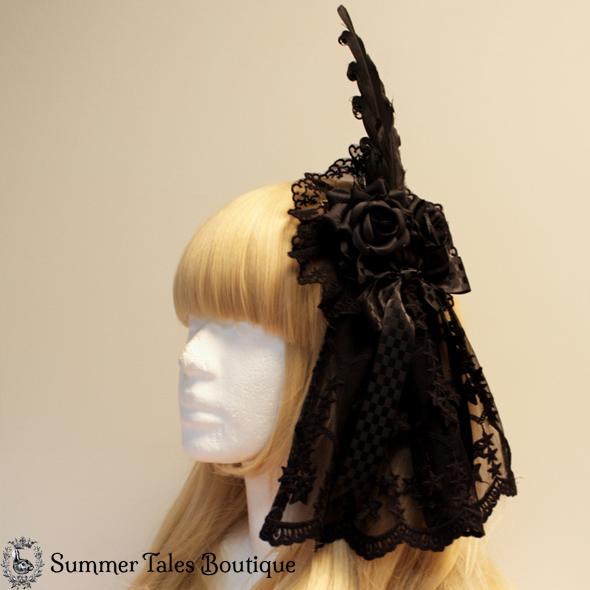 Falling Stars Roundpiece Headdress