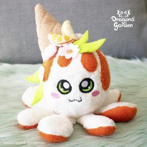 DragonsGarden Icecream Squiddy Citrus Cheesecake