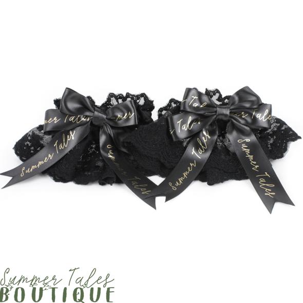bouquet of flowers wristcuffs
