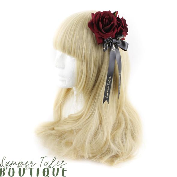 Delicate Rose Comb