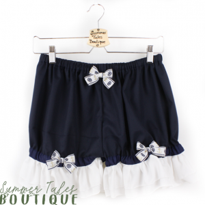 Short Chiffon Bloomers Sailor