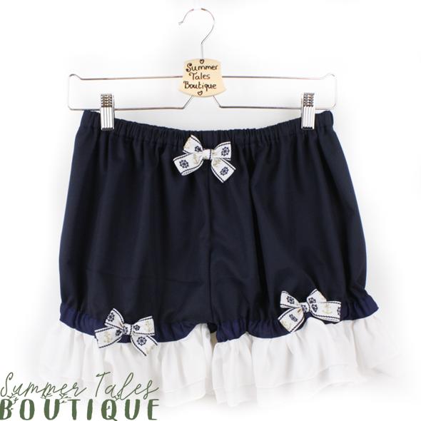 Short Chiffon Bloomers Sailor