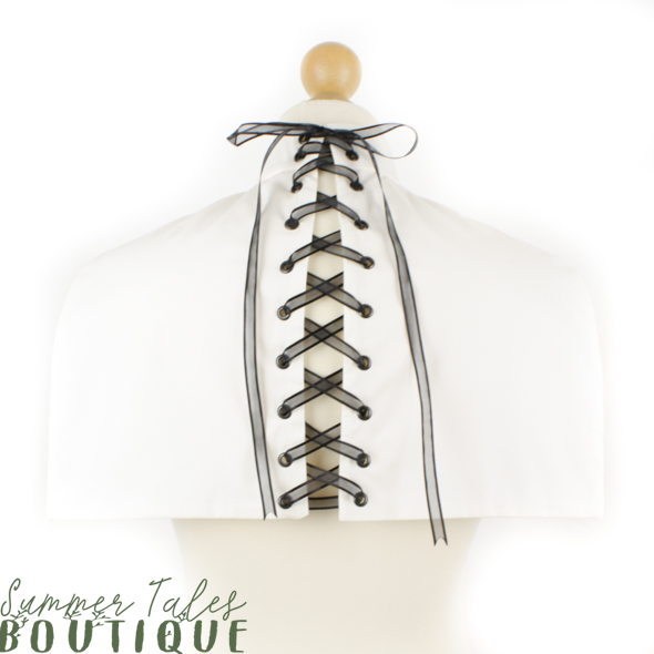 Divine Devotion Nun Collar Beige