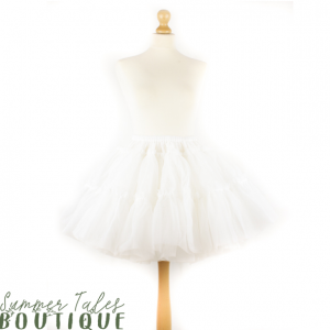 Regular Petticoat White